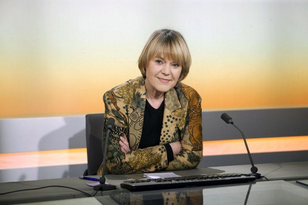 Marie-Laure Augry (FranceTV)