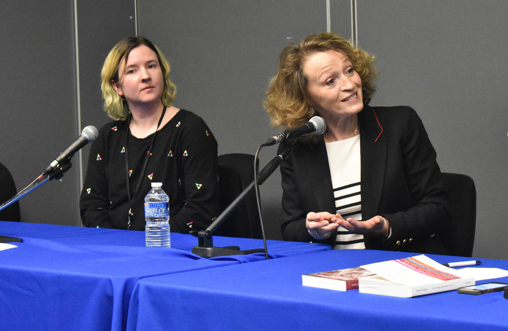 [LES RENCONTRES] Annick Cojean pour « Je ne serais pas arrivée là si… » et Clara Beaudoux pour « Madeleine Project »