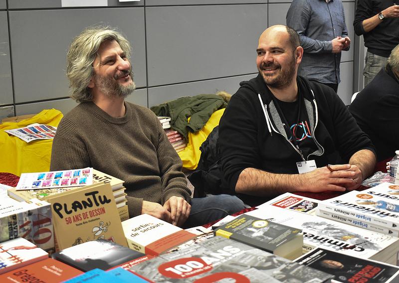 [LES RENCONTRES] Titwane et Raynal Pellicer et le récit dessinée