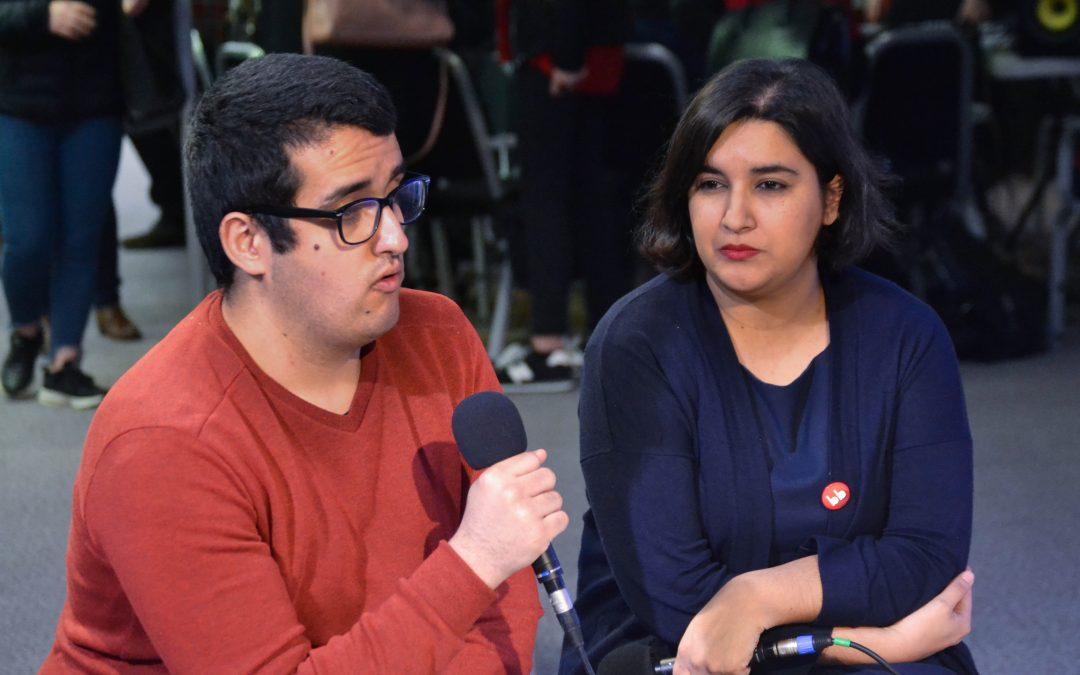 [EN PLATEAU] Nassira El Moaddem et Emiliano Paquignon, deux voix des quartiers populaires