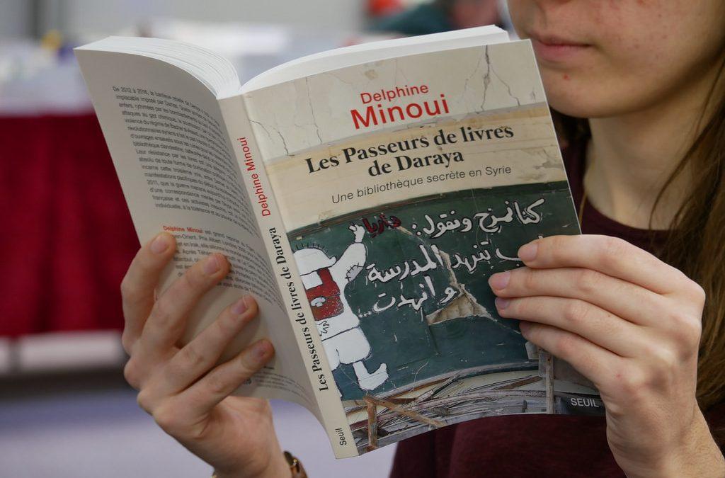 [CHRONIQUE] Les passeurs de livres de Daraya de Delphine Minoui
