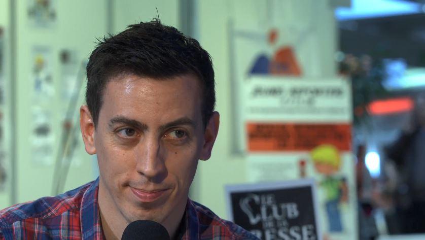 [EN PLATEAU] Laurent Richard, journaliste et fondateur de Forbidden Stories