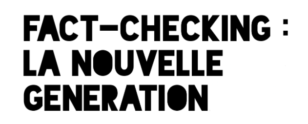 Les outils du fact-checking