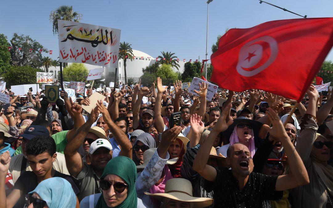 Sur Facebook, les Tunisiens se sont appropriés l'information