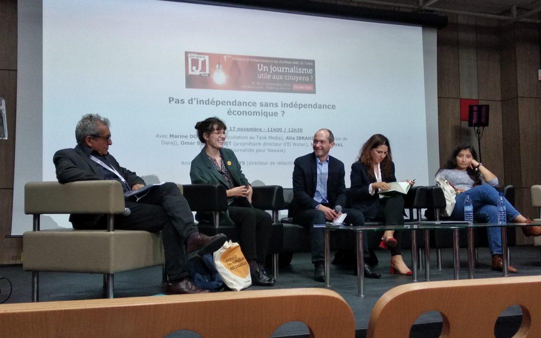 Indépendance économique et indépendance éditoriale : chacun son interprétation
