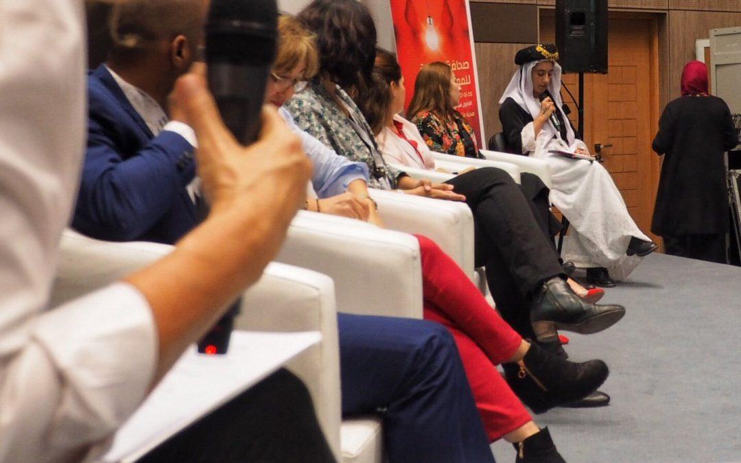 Les femmes journalistes à la conquête de leurs droits